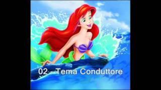La Sirenetta - Colonna Sonora Originale - 02 Tema conduttore