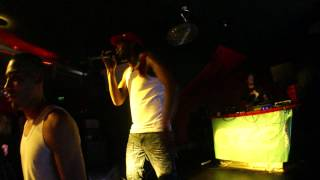 BABY G live @ KINGDOM CLUB 01.09.2012