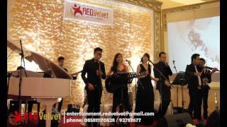 You'll Be In My Heart - Phil Collins (Cover) - Red Velvet Wedding Entertainment at Plaza Bapindo