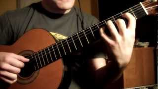 Tavaszi szél vizet áraszt - gitár (tabos kotta is)
