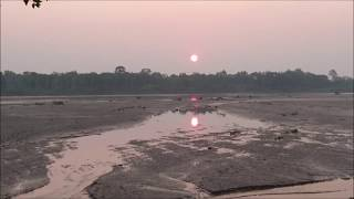 Un Atardecer Espectacular en el Rio Putumayo Puerto Asis