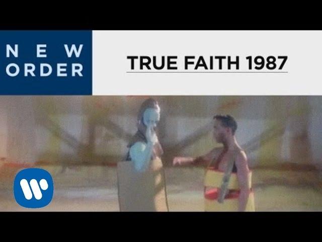 Video True Faith, New Order