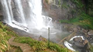 Water falls in Sirilanka
