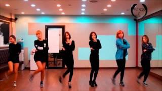 [WINGS] 'Hair Short' 안무버젼 (Choreography ver.) 4k