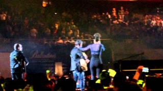 Alicia Keys & Alejandro Sanz Looking for Paradise Premios 40 2012