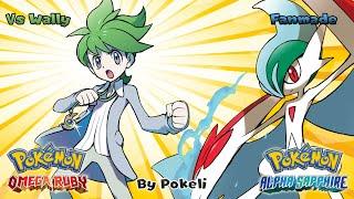 Pokémon Omega Ruby/Alpha Sapphire - Vs Wally (Fanmade)