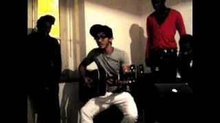 """Ghetto-Akon """"cover"""" by Momo Abd"""
