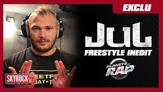"Jul - Freestyle ""Émotions"" [Part 1] #PlanèteRap"