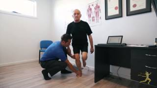 Gaitscan Orthotic Creation at MyPhysio Evolution