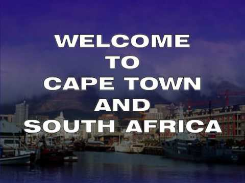 TOURING CAPE TOWN & SOUTH AFRICA SAFELY