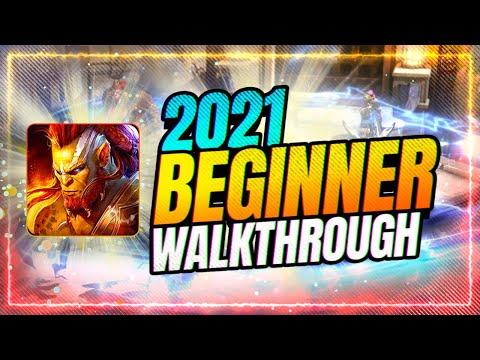 📝 UPDATED 2021 BEGINNER'S GUIDE EXPLANATION! | RAID Shadow Legends