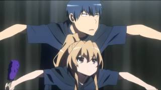 Toradora Dirty Little Secret amv ♥Taiga x Ryuuji♥