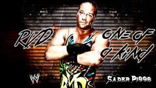 "WWE: Rob Van Dam Theme ""One of a Kind"" [Arena Effects + HQ]"