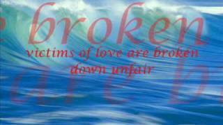 victims of love.wmv