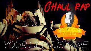 Destiny 2 Rap Song - Ghaul Rap (Our Darkest Hour) EPIC!!! Ft. Fabvl ► Daddyphatsnaps