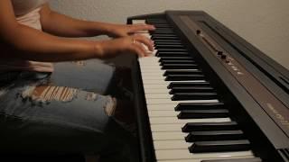 Sherlock - SHERlocked/Irene Adler's Theme (piano cover)