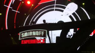 Knife Party - Boss Mode (Live SVP Dome,NSCI,Mumbai 2015