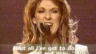 CELINE DION TEN DAYS LIVE AT MONTREAL