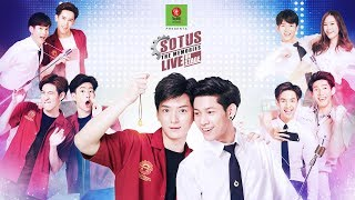 OISHI Green Tea presents SOTUS THE MEMORIES LIVE ON STAGE