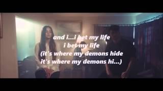 Imagine Dragons Medley - Jasmine Thompson & MAX****LYRICS
