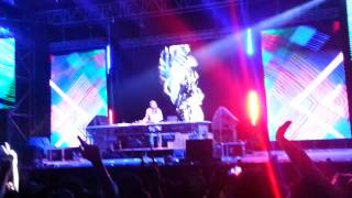 Steve Aoki @ SuperNova, Bangalore Dec, 2013