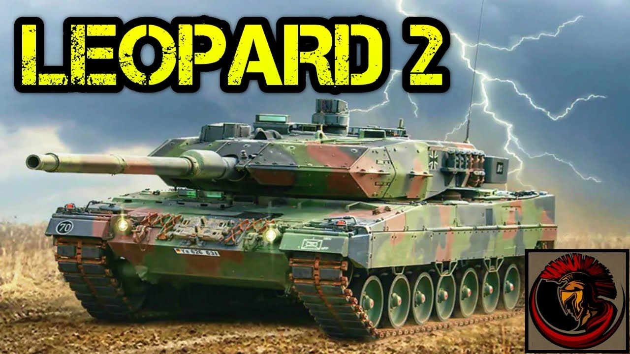 Leopard 2 Main Battle Tank | GERMAN ENGINEERING