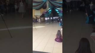 Natalie Quince dance- masquerade