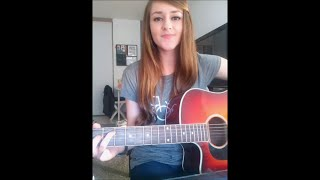Saint claude -  Christine and The Queens (cover) version acoutique