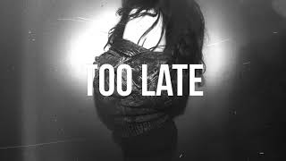 DARK Travis Scott x The Weeknd Type Beat - Too Late