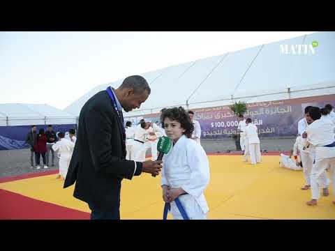 Video : Journée de judo éducatif : De jeunes judokas se rêvent une grande carrière