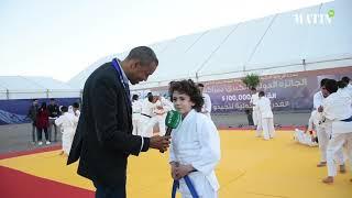 Journée de judo éducatif : De jeunes judokas se rêvent une grande carrière