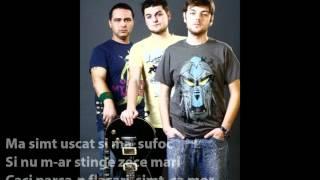 Praf in Ochi - Peste sufletul meu (soft version, with lyrics)