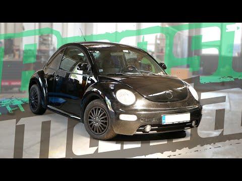 Projekt VW Beetle 1 - konečne sa to pohlo! - Boostmania.sk