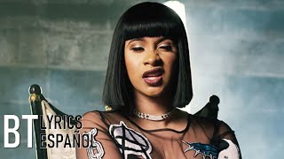 Cardi B - Bodak Yellow (Lyrics + Español) Video Official