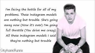Lil Wayne - Nothing But Trouble Ft. Charlie Puth (Lyrics)