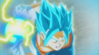 「AMV」Dragon Ball Super - The power of the will ᴴᴰ