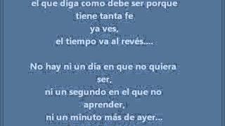 Ya lo sabes- Antonio Orozco ft. Luis Fonsi (con letra)