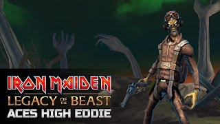 Iron Maiden: Legacy of the Beast Aces High Eddie