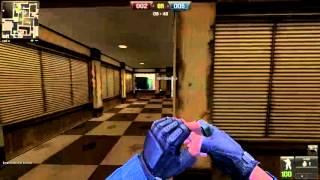 POINT BLANK-primeira gameplay sem audio na proxime vai te