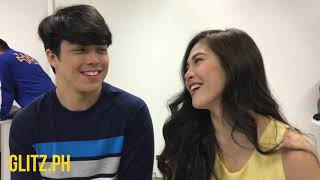 Elmo Magalona loves spending time at the outdoors with Janella Salvador