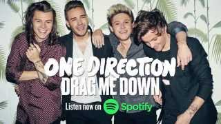 "One Direction, nuevo single ""Drag Me Down"", ahora disponible en Spotify"