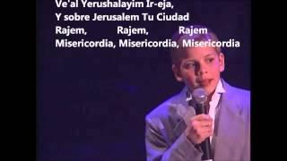 18   Rajem Misericordia Hebreo   Español  MS   Editado בֶּן יוֹסֵף דָוִד DBY