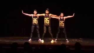 RG Crew -Coreografia (A volta)