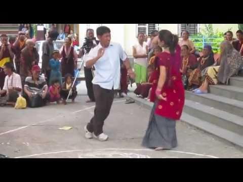 Buddhist monestary in Nepal celebrates monks' return