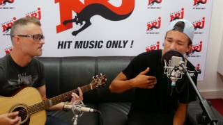 Frans - I'm Yours (Jason Mraz Cover) Live @ ENERGY