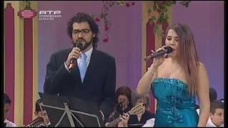 Há sempre música entre nós / Sandra & Ricardo na RTP - ATLANTIDA