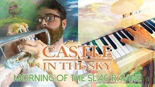 Castle in the Sky - Morning of the Slag Ravine (Pazu's Trumpet Solo) ~ Cover. w/ 8BitBrigadier!