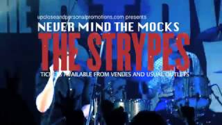 The Strypes   Never Mind The Mocks Tour