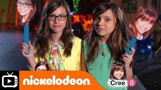 Game Shakers | Cree or Maddie? | Nickelodeon UK