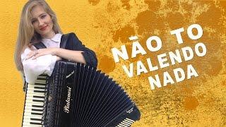 Bia Ensina - NAO TO VALENDO NADA / HENRIQUE E JULIANO